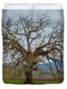 Big Oak Duvet Cover