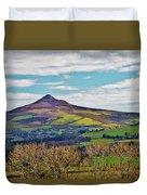 Big Sugarloaf Mountain Duvet Cover