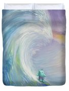 Big Wave Duvet Cover