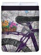 Bike Like #2 Duvet Cover