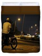 Biker Duvet Cover