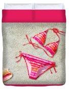 Bikini - Id 16218-130715-5870 Duvet Cover
