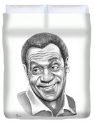 Bill Cosby Duvet Cover
