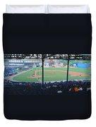 Bill Meyer Stadium, Aa Southern League Duvet Cover