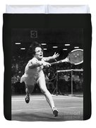 Billie Jean King Duvet Cover