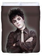 Billie Joe Armstrong Duvet Cover