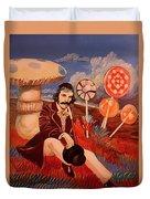 Billy Wonka 2  Duvet Cover