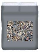Billys Oyster Shells Duvet Cover