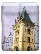 Welcome To Biltmore Duvet Cover