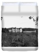Biltmore Mansion Duvet Cover by Michael Tesar