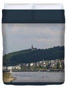 Bingen Germany Duvet Cover