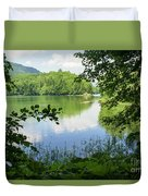 Biogradska Gora Forest  Duvet Cover