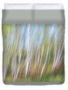 Birch Dream #3 Duvet Cover