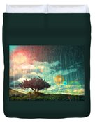 Birch Dreams Duvet Cover