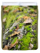 Birch Log Duvet Cover