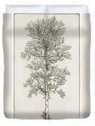 Birch Tree Duvet Cover by Charles Harden