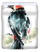 Bird Art Duvet Cover