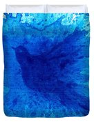 Bird Bath 2 Duvet Cover