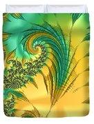 Bird Exotica Duvet Cover