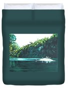 Bird Haven Duvet Cover