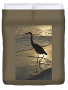 Bird In Paradise Duvet Cover