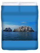 Bird Island 1 Duvet Cover