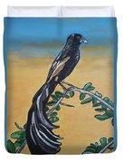 Bird Of Beauty, Ngiculela Duvet Cover