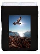 Bird Of Life Duvet Cover