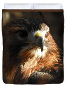 Bird Of Mystery Duvet Cover