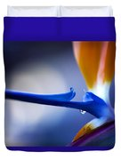 Bird Of Paradise 1 Duvet Cover