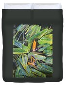 Bird Of Paradise 2 Duvet Cover