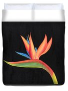 Bird Of Paradise Collection Duvet Cover