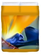 Bird-of-paradise Duvet Cover