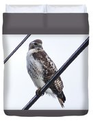 Bird On A Wire Duvet Cover