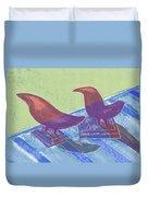 Bird Redo 2.2 Duvet Cover
