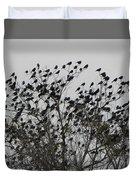 Bird Tree Duvet Cover