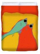 Birdies - Q11a Duvet Cover