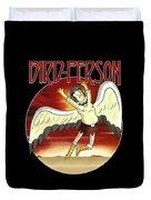 Birdperson Duvet Cover