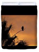 Birds Eye View Photograph Duvet Cover