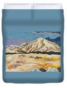 Birdseye Landscape #5 Duvet Cover