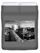 Birmingham Waterway Duvet Cover
