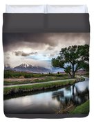 Bishop Canal Duvet Cover