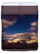 Bishop Night Duvet Cover