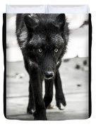 Bishop Wolf Duvet Cover