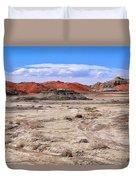Bisti Badlands 6 Duvet Cover