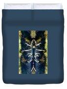 Bitsy Bug Duvet Cover