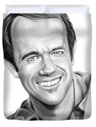Bj-mike Farrell Duvet Cover