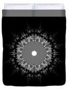 Black And White 236 Duvet Cover by Robert Thalmeier