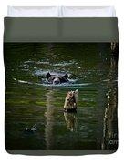 Black Bear Pictures 104 Duvet Cover