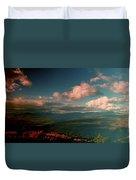 Black Canyon 3 Duvet Cover
